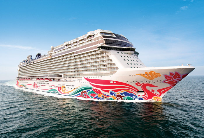 Norwegian Joy IBUSZ